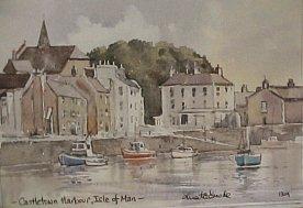 Castletown Harbour 1309