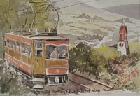 Snaefell Railway 1317