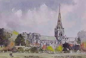 Chichester Cathedral 1336