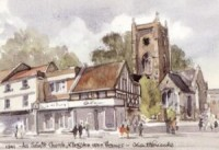 All Saints, Kingston 1341