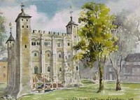 White Tower, Tower of London 1358