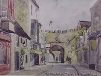 The Five Arches, Tenby 1361
