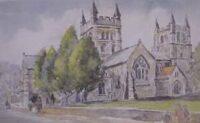 Wimborne Minster, Dorset 1374