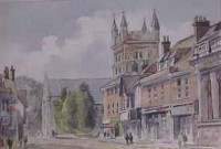 High Street, Wimbourne 1375
