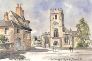 St George's Square, Stamford 1395