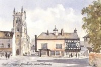 Red Lion Square, Stamford 1397