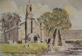 Ballaugh Old Church 1416