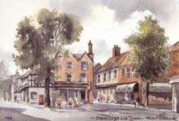 Stevenage Old Town 1428