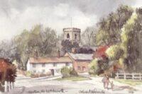 Norton, Nr Letchworth 1431