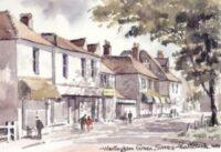 Warlingham Green 1454