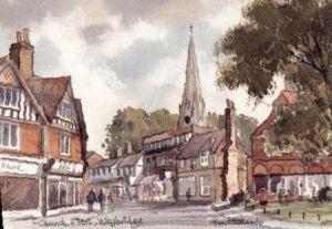 Church Street, Weybridge 1470