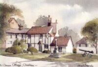 Cannon Cottage, Chobham 1473