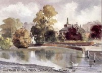 West Pond, Carshalton 1475