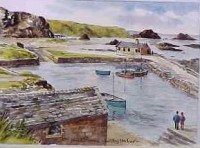 Ballintoy Harbour 1484
