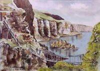 Carrick-a-Rede Rope Bridge 1490