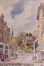 High Street, Old Bexley Village 1493