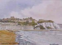 Seafront at Dover 1502