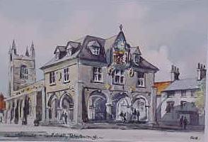 Guildhall, Peterborough 1508