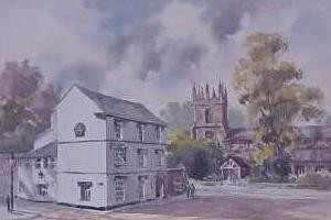 Wilmslow Parish Church 1520