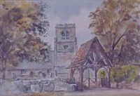 St Wilfred's Church, Mobberley 1526