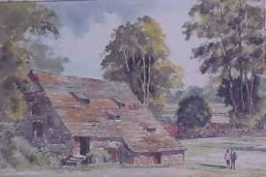Nether Alderley Mill 1527