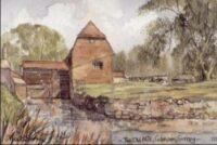 Old Mill, Cobham 1533
