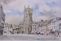 Market Square, Cirencester 0155