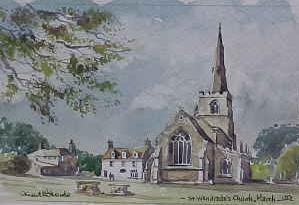 St Wendreda's Church, March 1552
