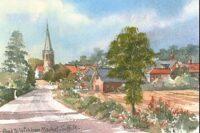 Road to Wickham Market 1604
