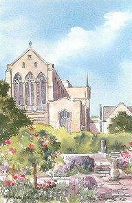 St Edmundsbury Cathedral 1620