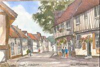 Water Street, Lavenham 1623