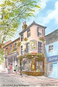 Nutshell, Bury St Edmunds 1625