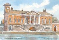 Old Customs House, Ipswich 1630