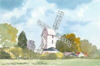 Saxtead Green Mill 1632