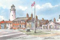 St James Green, Southwold 1633