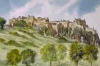 Edinburgh Castle 1641