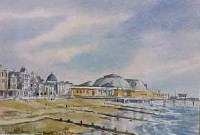 West Beach, Worthing 1644