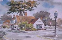 The Bull, Theydon Bois 0165