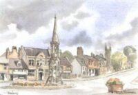 Banbury Cross 1650