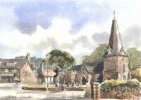 Porlock Church 1679