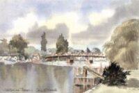 Walton on Thames 1690