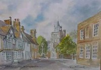 St Marys, Aylesbury 1691