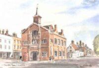 Town Hall, Thame 1694