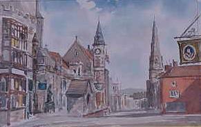 High Street, Dorchester 0172