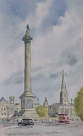 Nelson's Column 0174