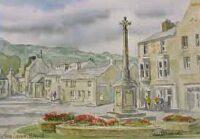 Rutland Square, Bakewell 1740