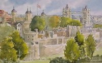 Tower of London/London Bridge 0175