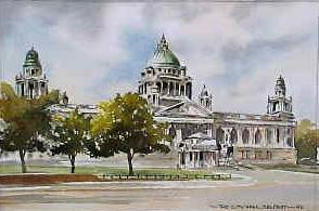 City Hall, Belfast 0180