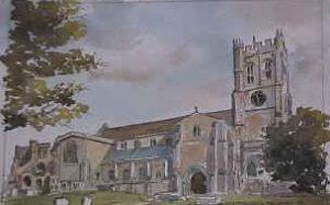 Christchurch Priory 0187