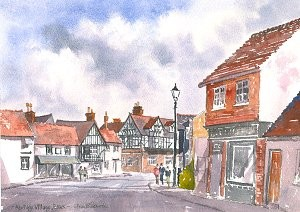 Abridge Village 1903
